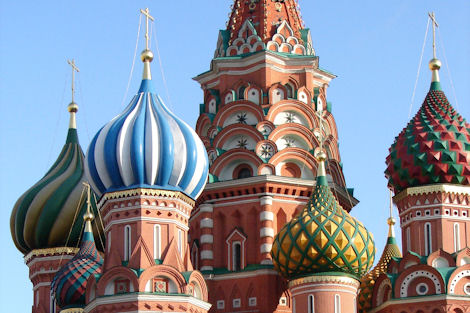 Vacations Magazine: Moscow Magic