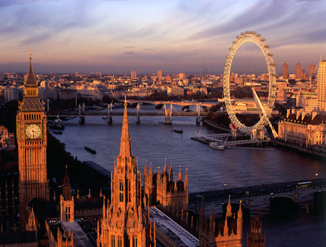 Vacations Magazine: Luxurious London -- For Less