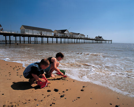 Vacations Magazine: England's Suffolk Coast