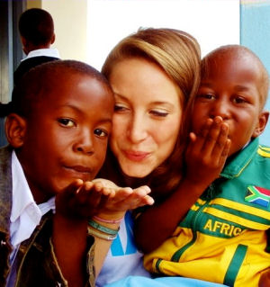 Vacations Magazine: Giving Back in South Africa
