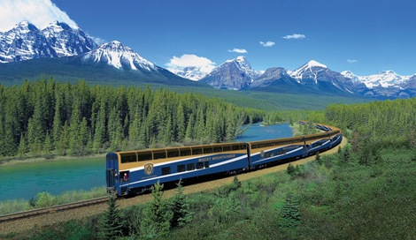 Vacations Magazine: Unforgettable Rail Trips