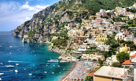 Vacations Magazine: 6 Ways to Savor the Neapolitan Riviera