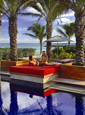 Vacations Magazine: Cool Pools & Beckoning Beaches