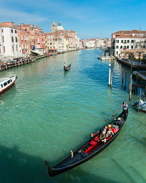 Vacations Magazine: River Romance in Italy