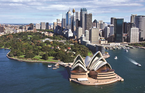 Vacations Magazine: Singapore to Sydney