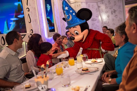 Vacations Magazine: Disney Magic Still Enchants