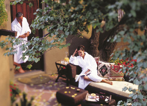 Vacations Magazine: The Spa Addict