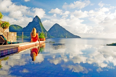 Vacations Magazine: 6 Pools With Fabulous Views