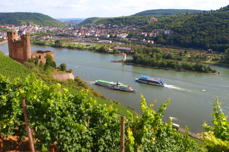 Vacations Magazine: 9 New River Cruises for 2018