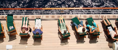 Vacations Magazine: Aboard the QM2