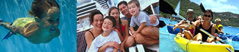 Vacations Articles: Family Vacations