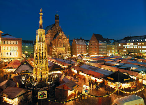 Vacations Magazine: The Christmas Markets of Europe
