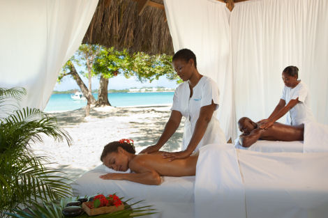 Vacations Magazine: Spa Havens on Land and Sea
