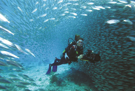 Vacations Magazine: Diving into Bonaire's Good Life