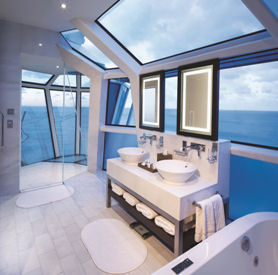 Vacations Magazine: Suite Sailing