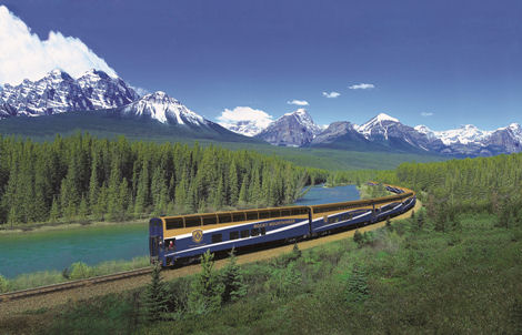 Vacations Magazine: The Train Enthusiast