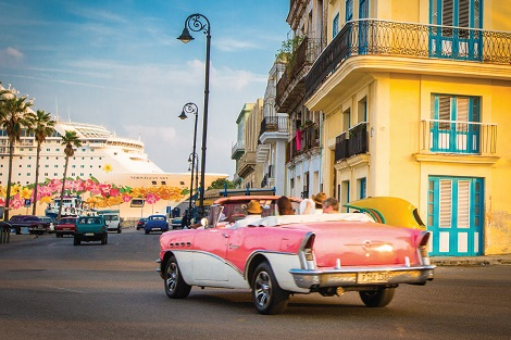 Vacations Magazine: Calling on Cuba